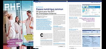 Article de la Revue Hospitalière de France n°596